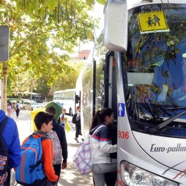 Transporte escolar, Ocio y Tiempo Libre